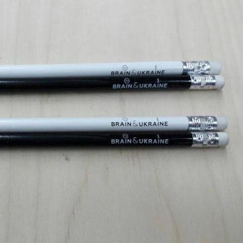 Изготовление карандашей с логотипом компании