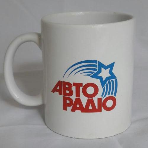 Нанесение лого на чашки